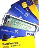 Missbrauch bei Geld- und Kreditkarten