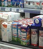 Preiserhöhung bei Milch