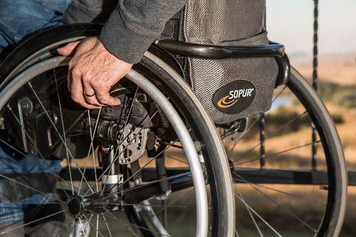 Berufsunfähig im Rollstuhl?