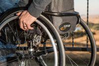 Im Rollstuhl schnell berufsunfähig
