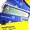 Betrug bei ec- und Kreditkarten